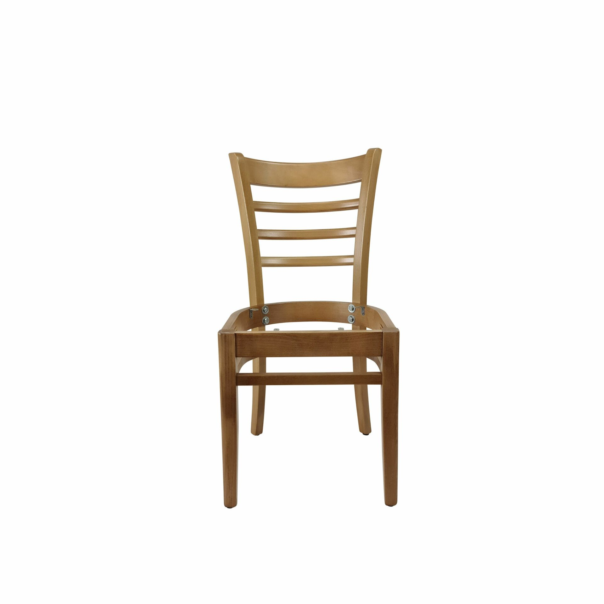 florence chair natural.noseat front