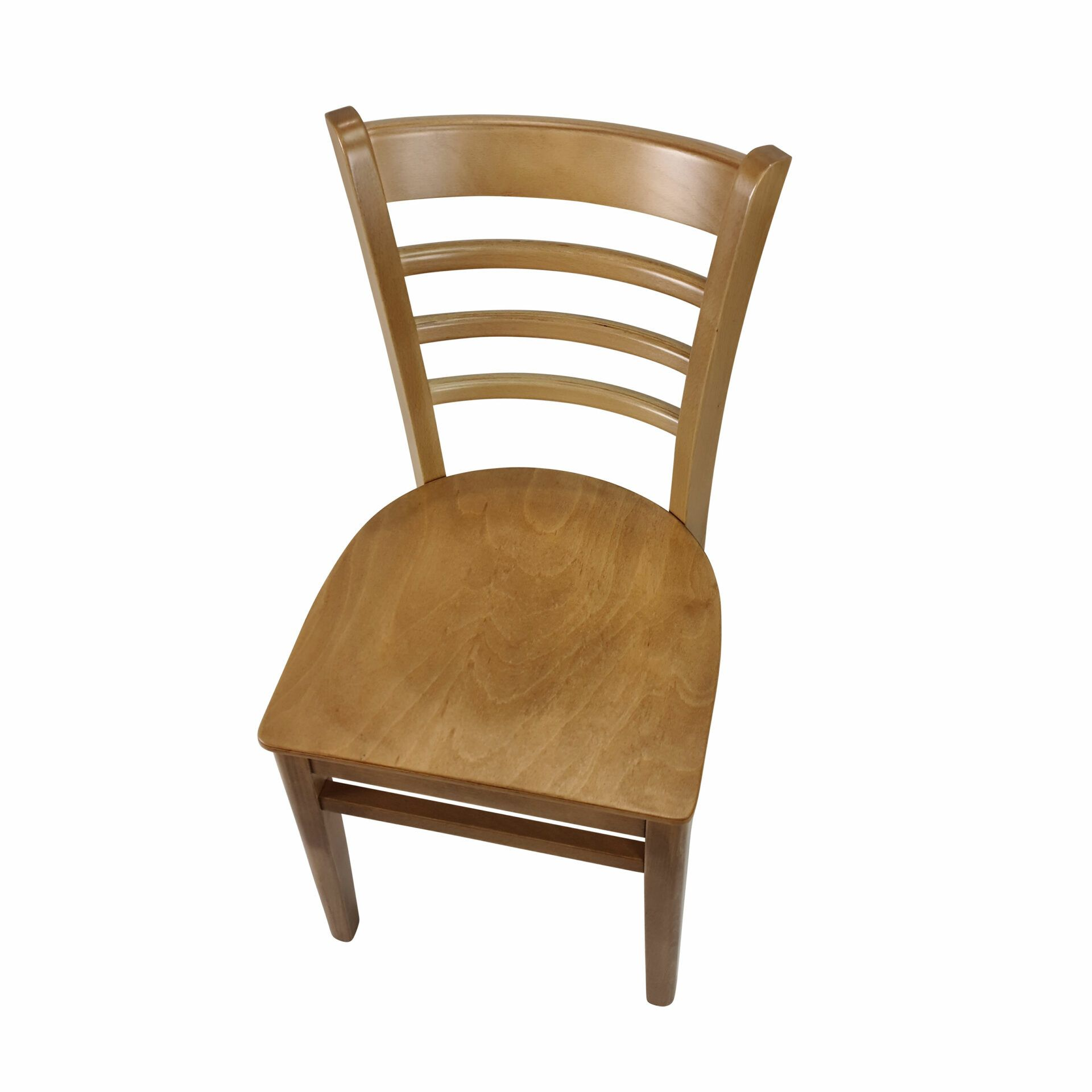 florence chair natural.top angle