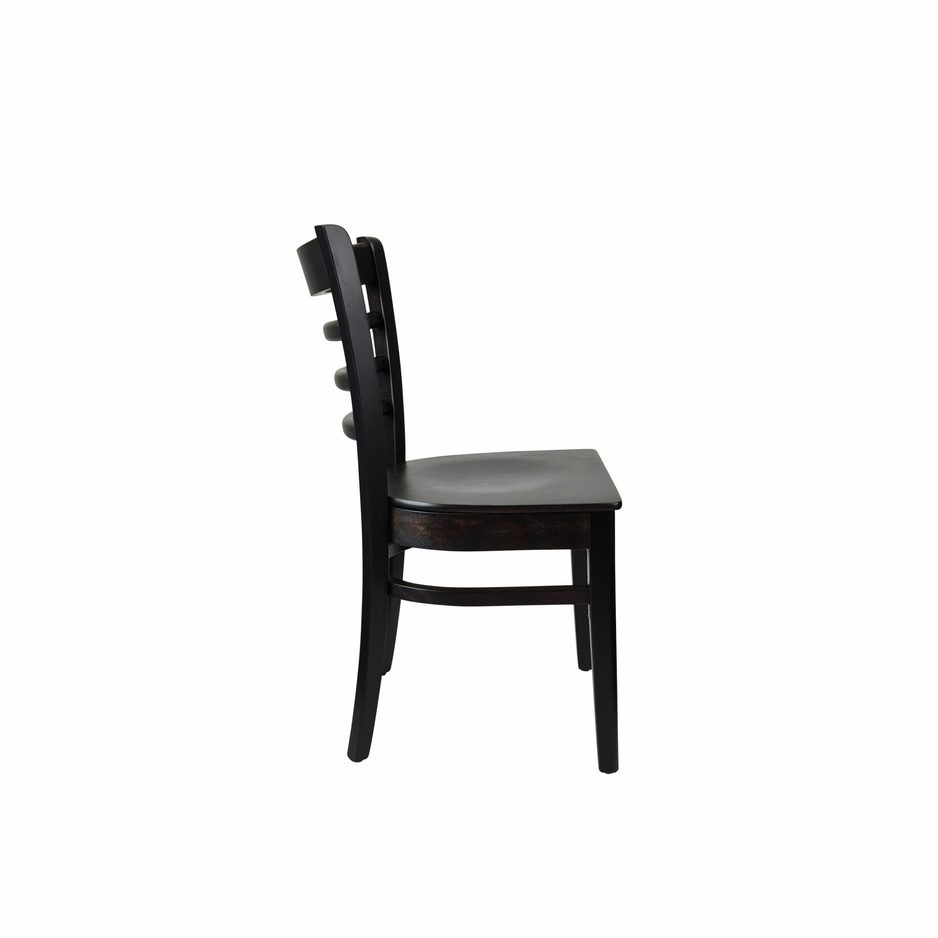 florence chair wenge.side