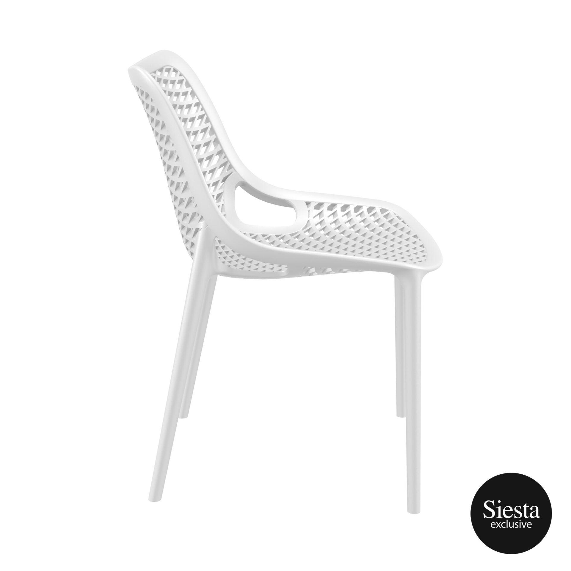 original siesta air chair white side 1
