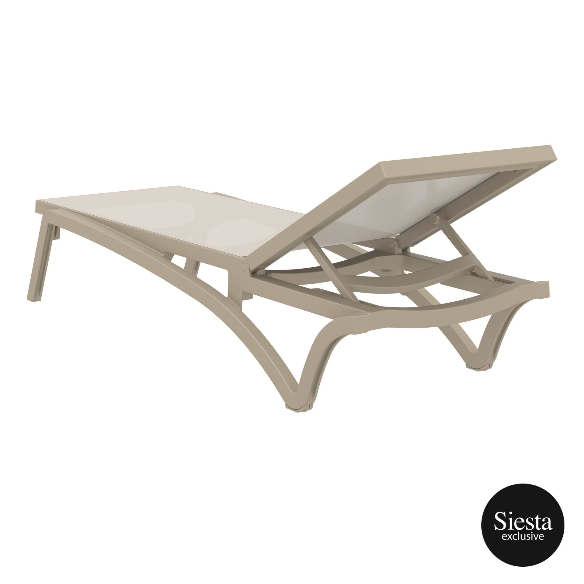 pool deck commercial pacific sunlounger taupe taupe back side 1