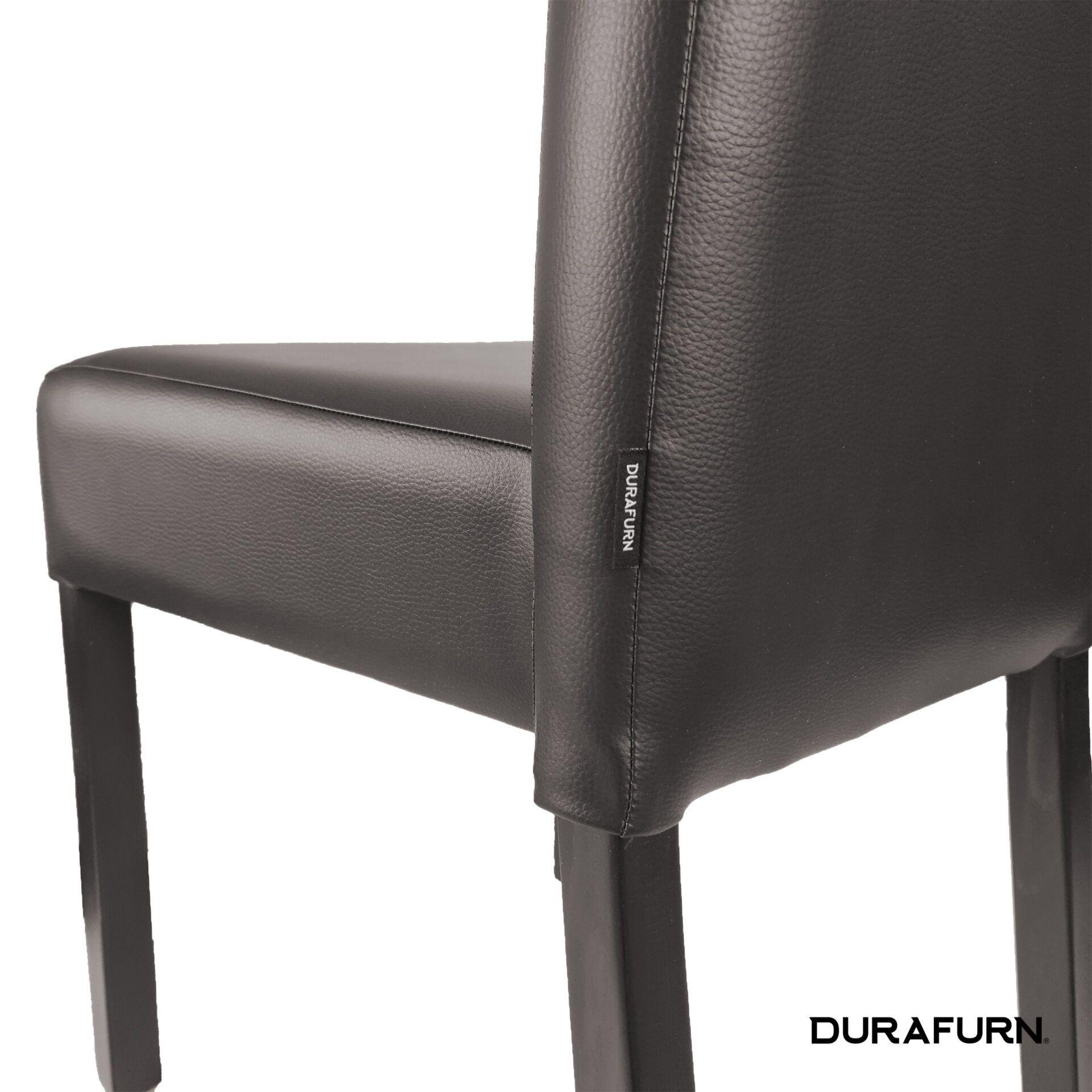 vettro chair brown detail