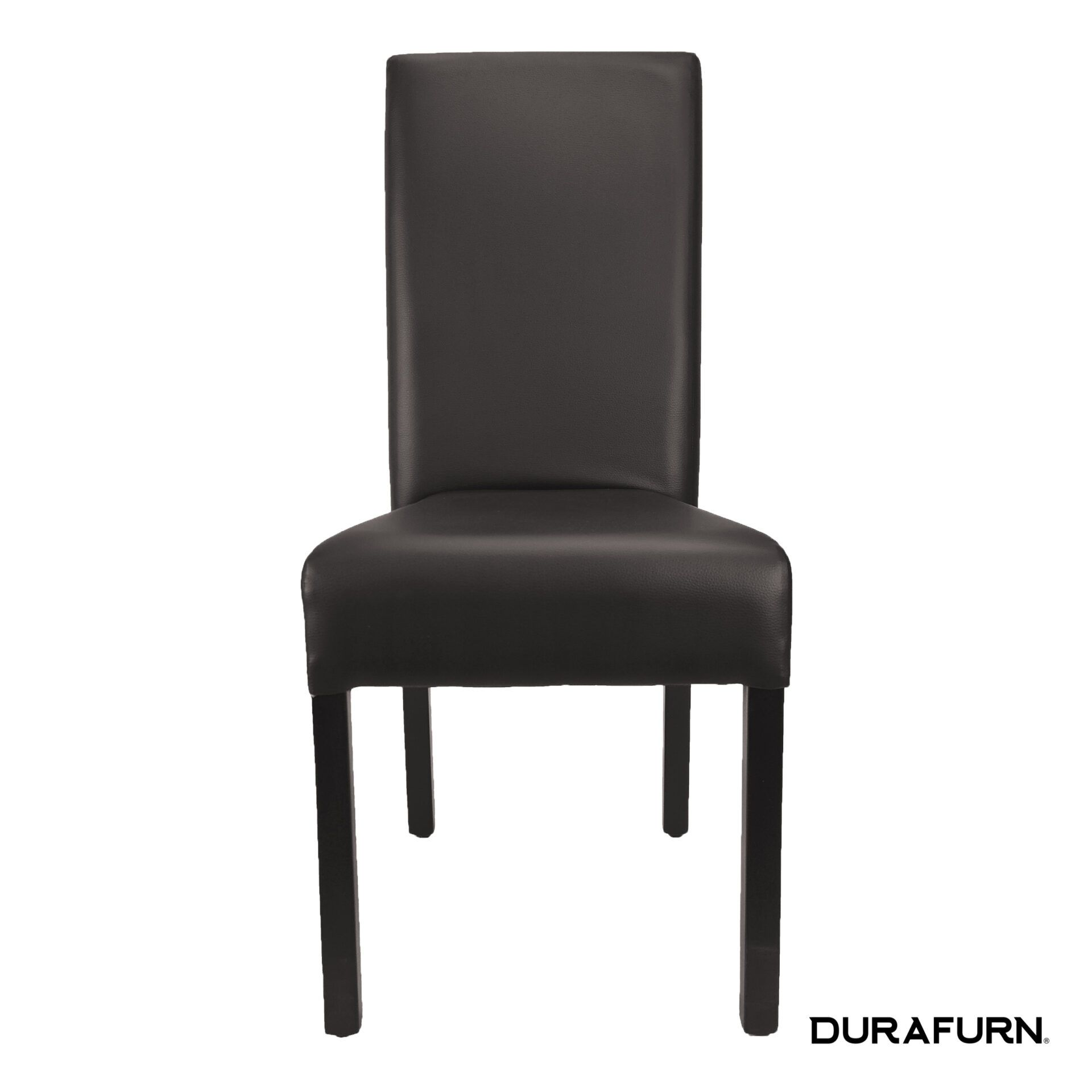 vettro chair brown front