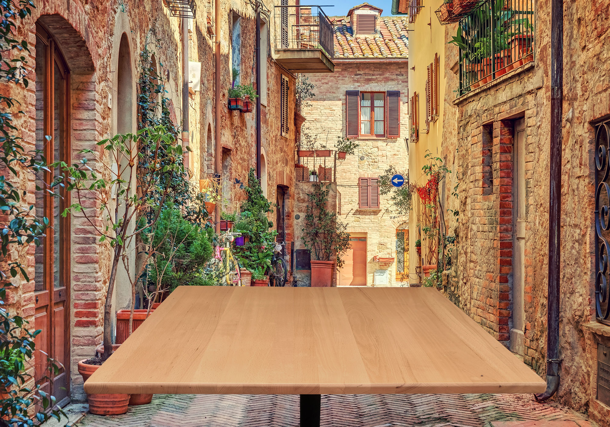 Introducing our new Duratop Tuscany Timber Table Tops!