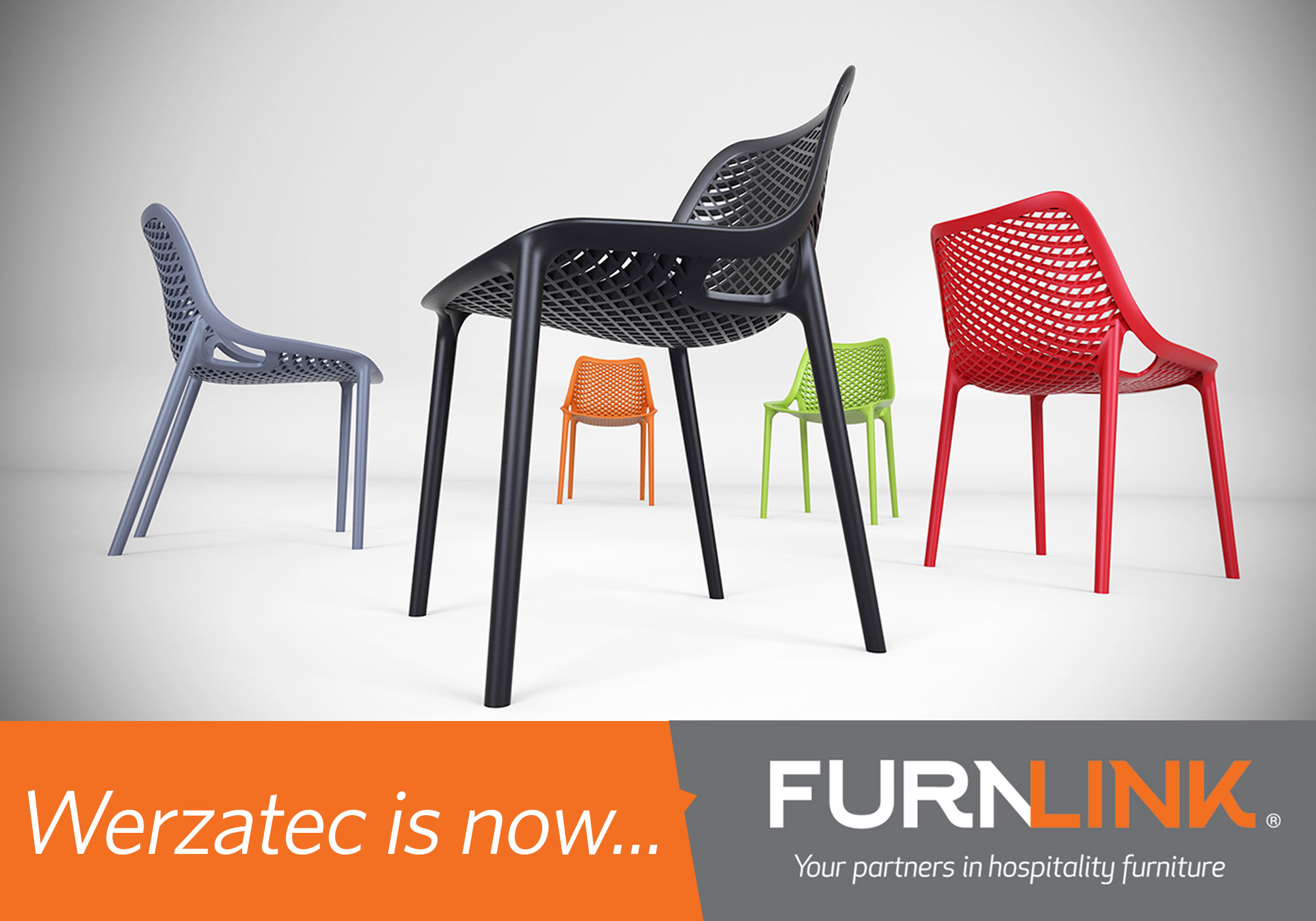 Werzatec is now Furnlink – Your Partners in Hospitality Furniture