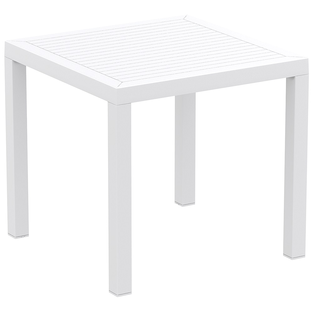 Ares Table 80 - White