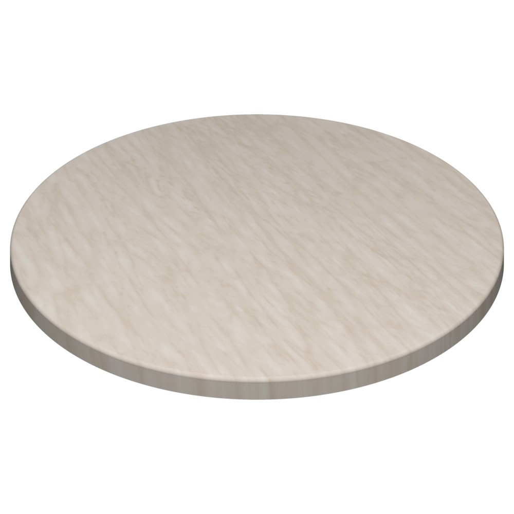 Werzalit By Gentas Round Table Top Marble
