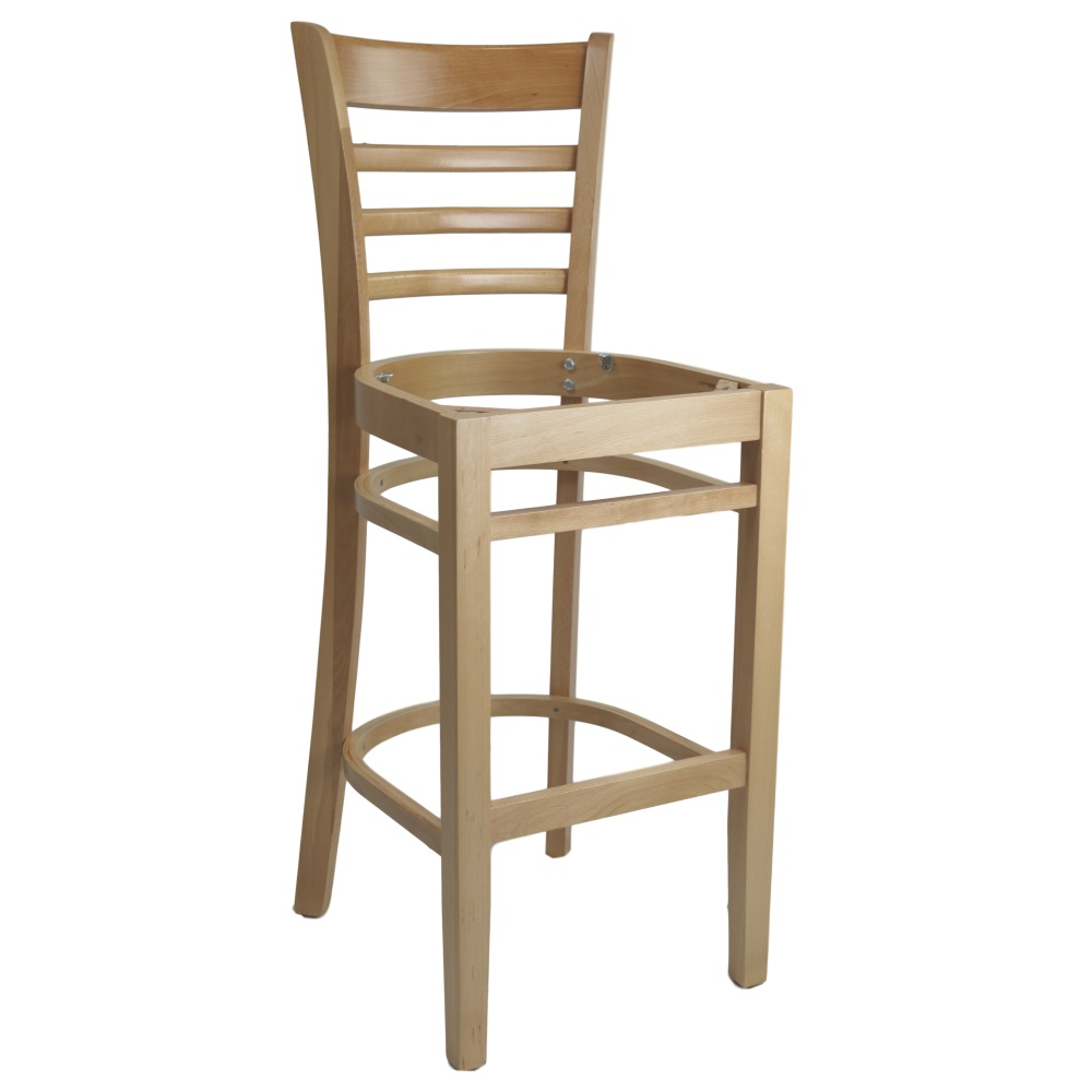 Part A Florence Barstool Frame Natural