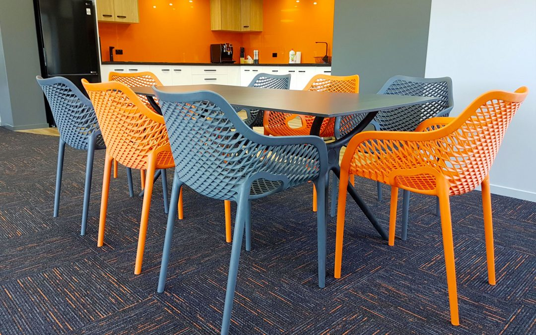 How to Decorate Your Office Lunch Room to Drive Productivity