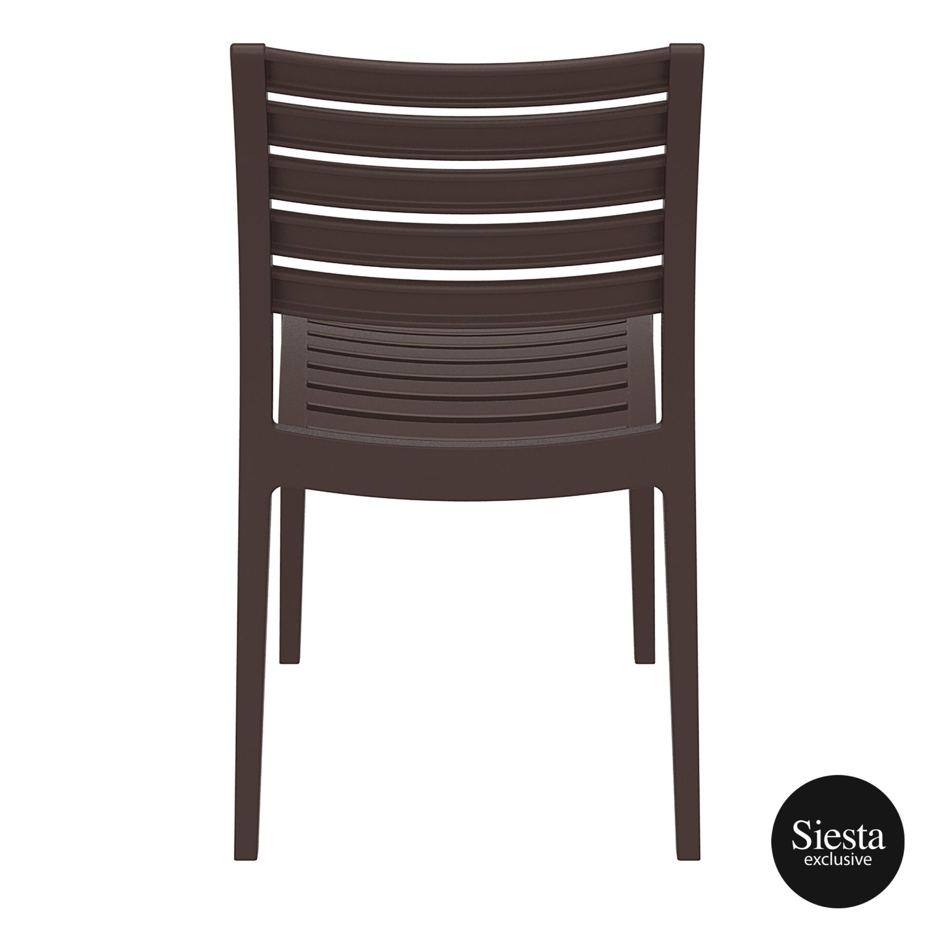 outdoor ares chair brown back 1
