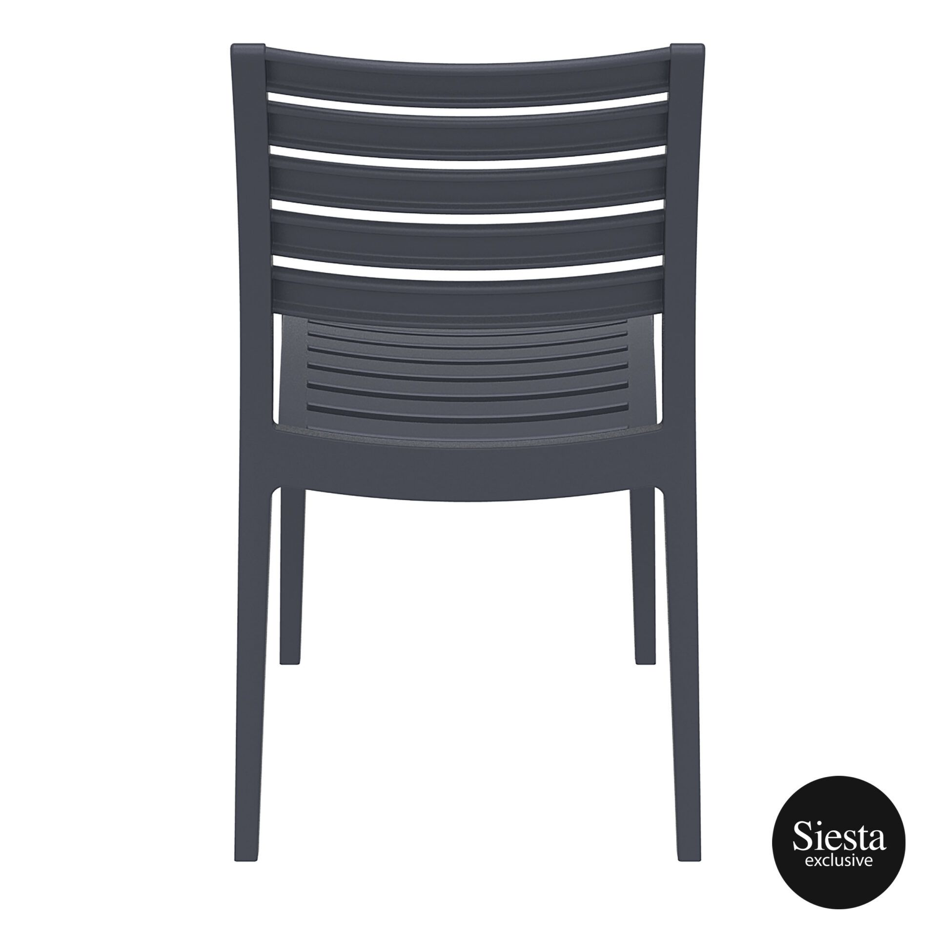 outdoor ares chair darkgrey back 1
