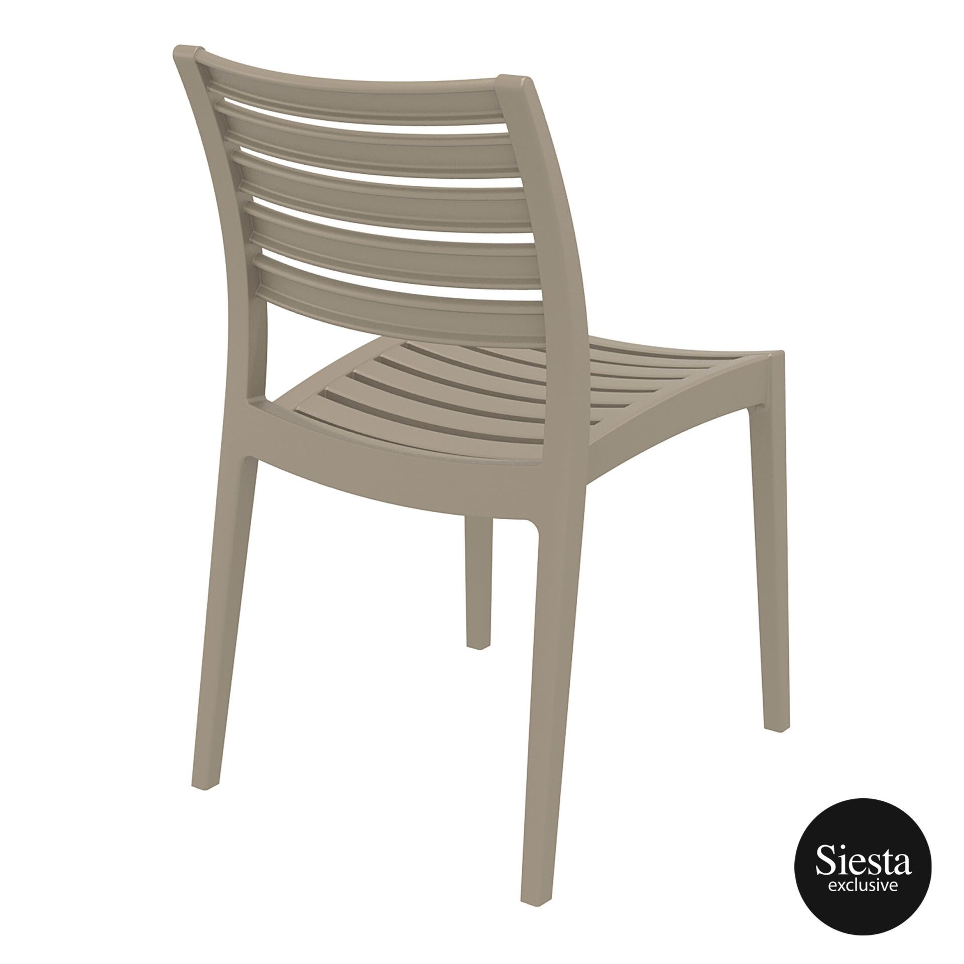 outdoor ares chair dovegrey back side 1