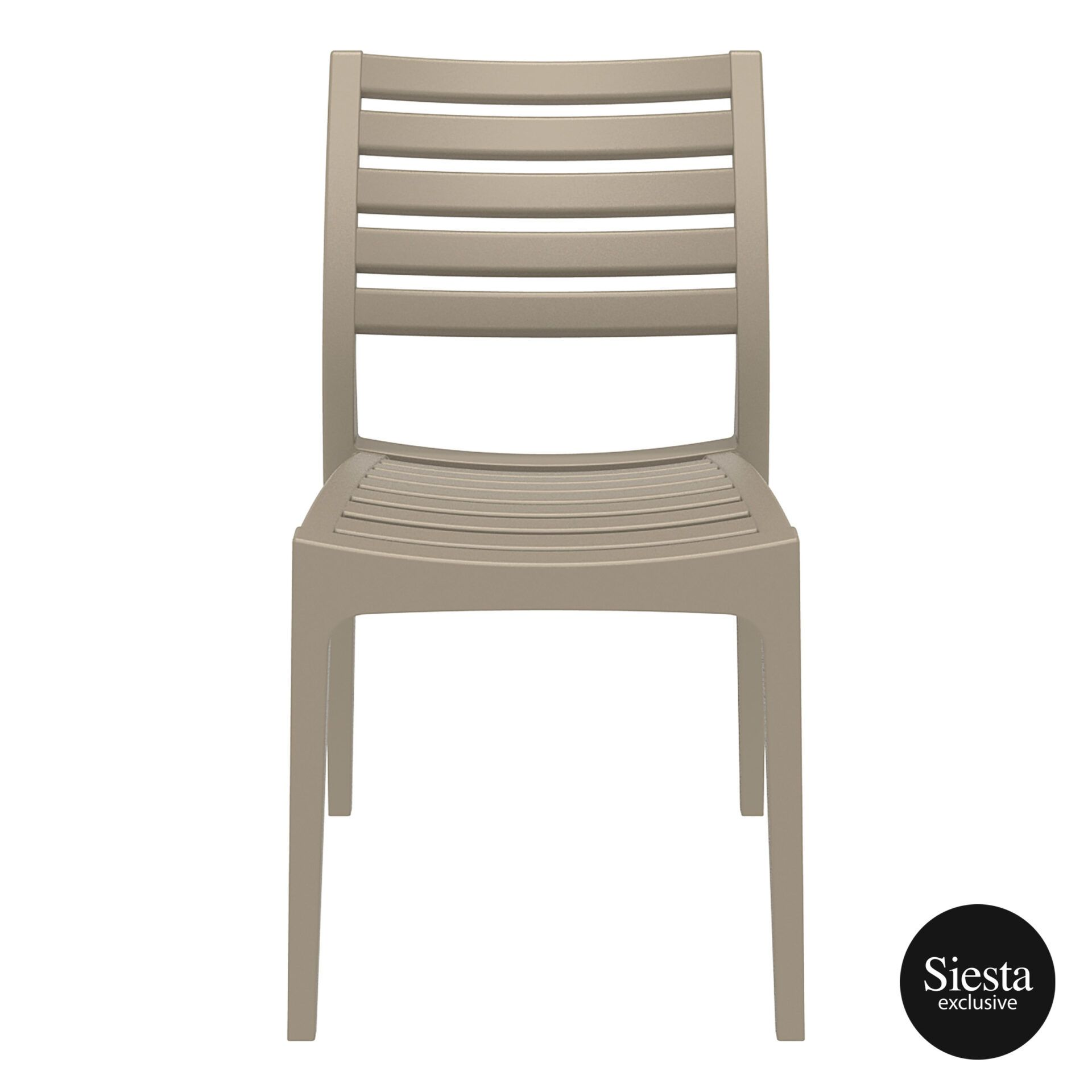 outdoor ares chair dovegrey front 1