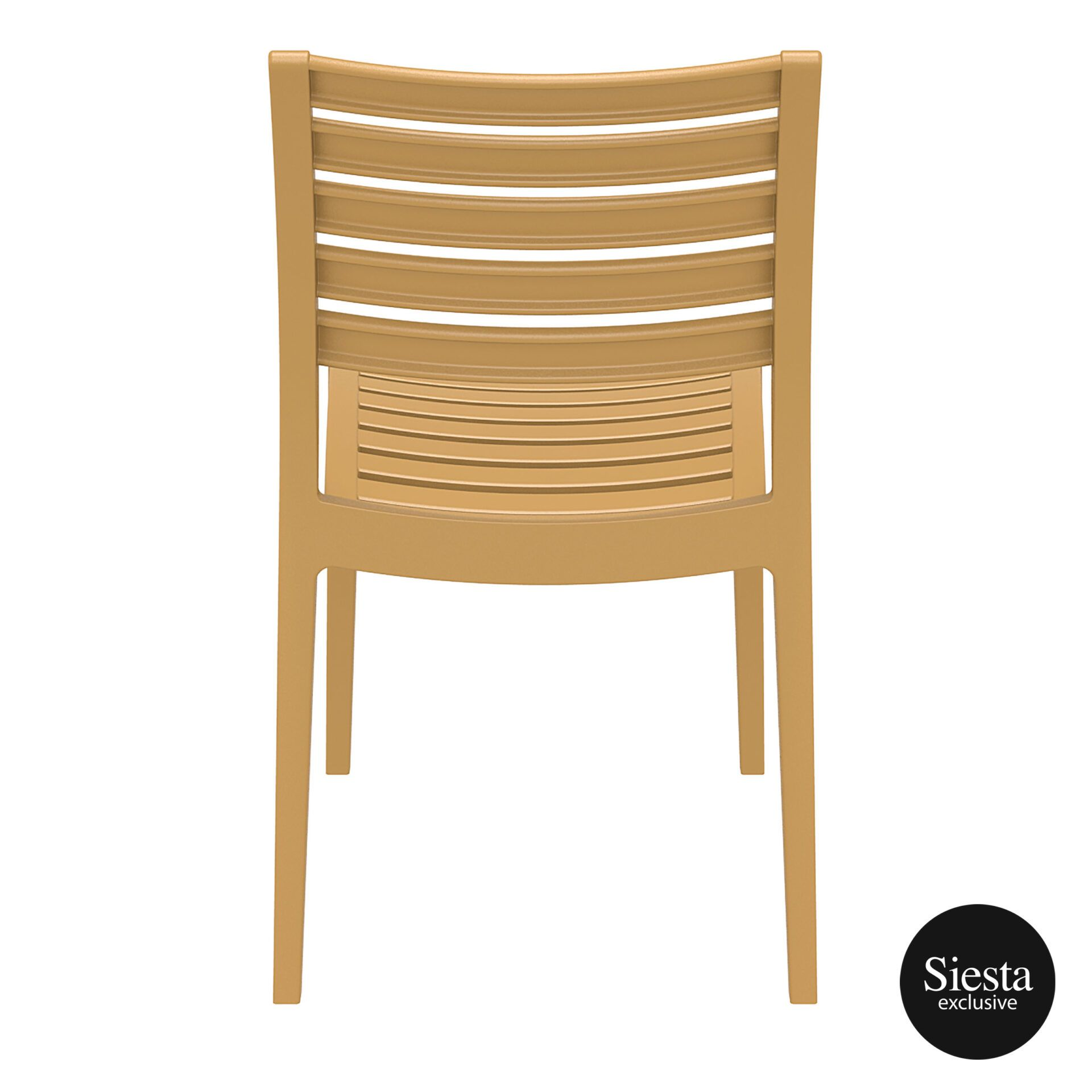 outdoor ares chair teak back 1