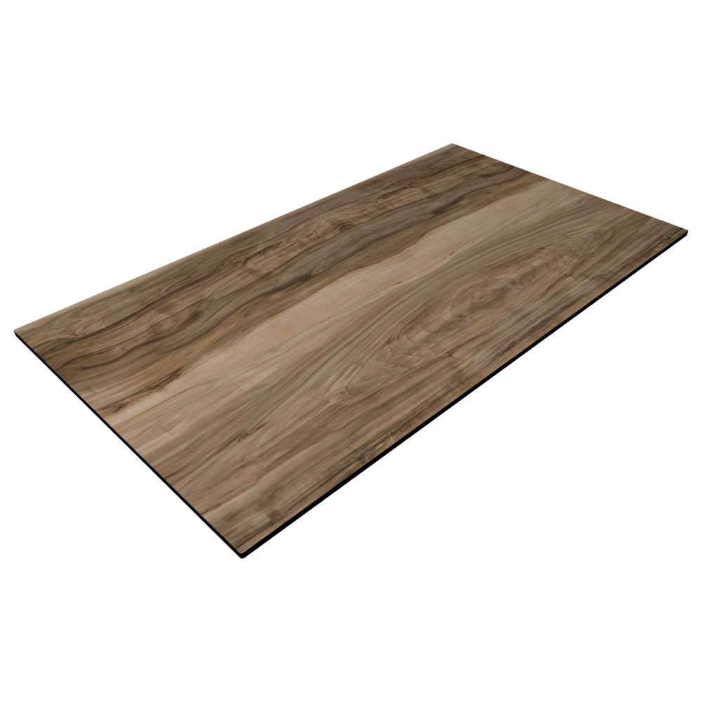 Compact Laminate Top Rectangle Shesman