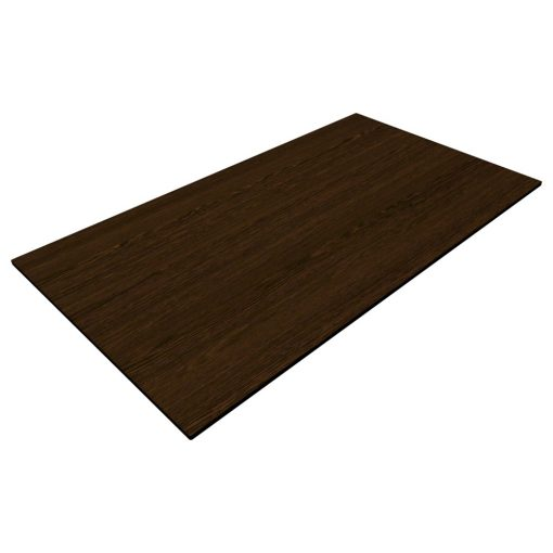 Compact Laminate Top Rectangle Wenge
