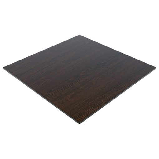 Compact Laminate Top Square Wenge