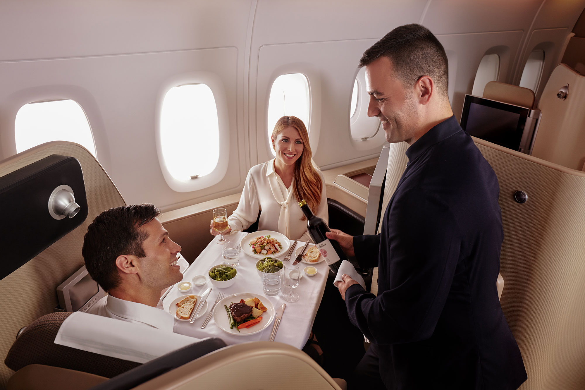Qantas Service