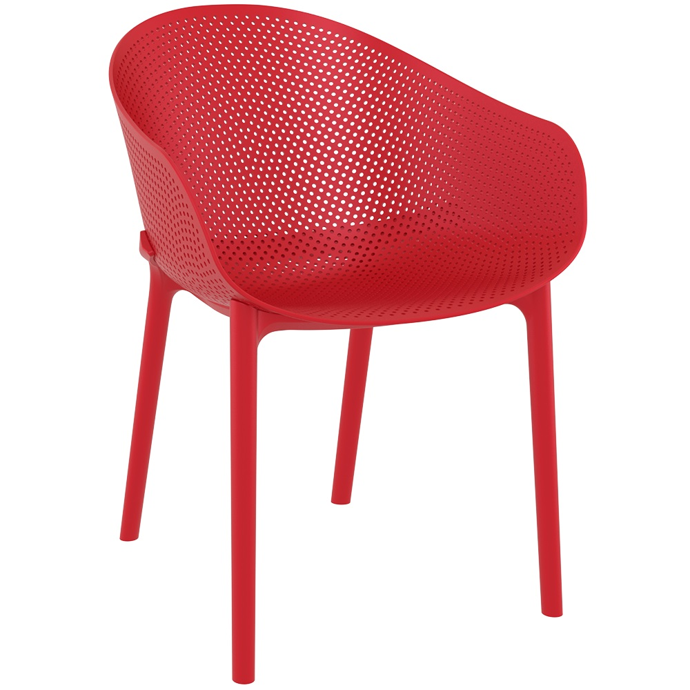 Sky Chair Red