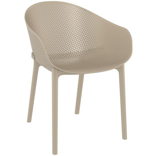 Sky Chair Taupe