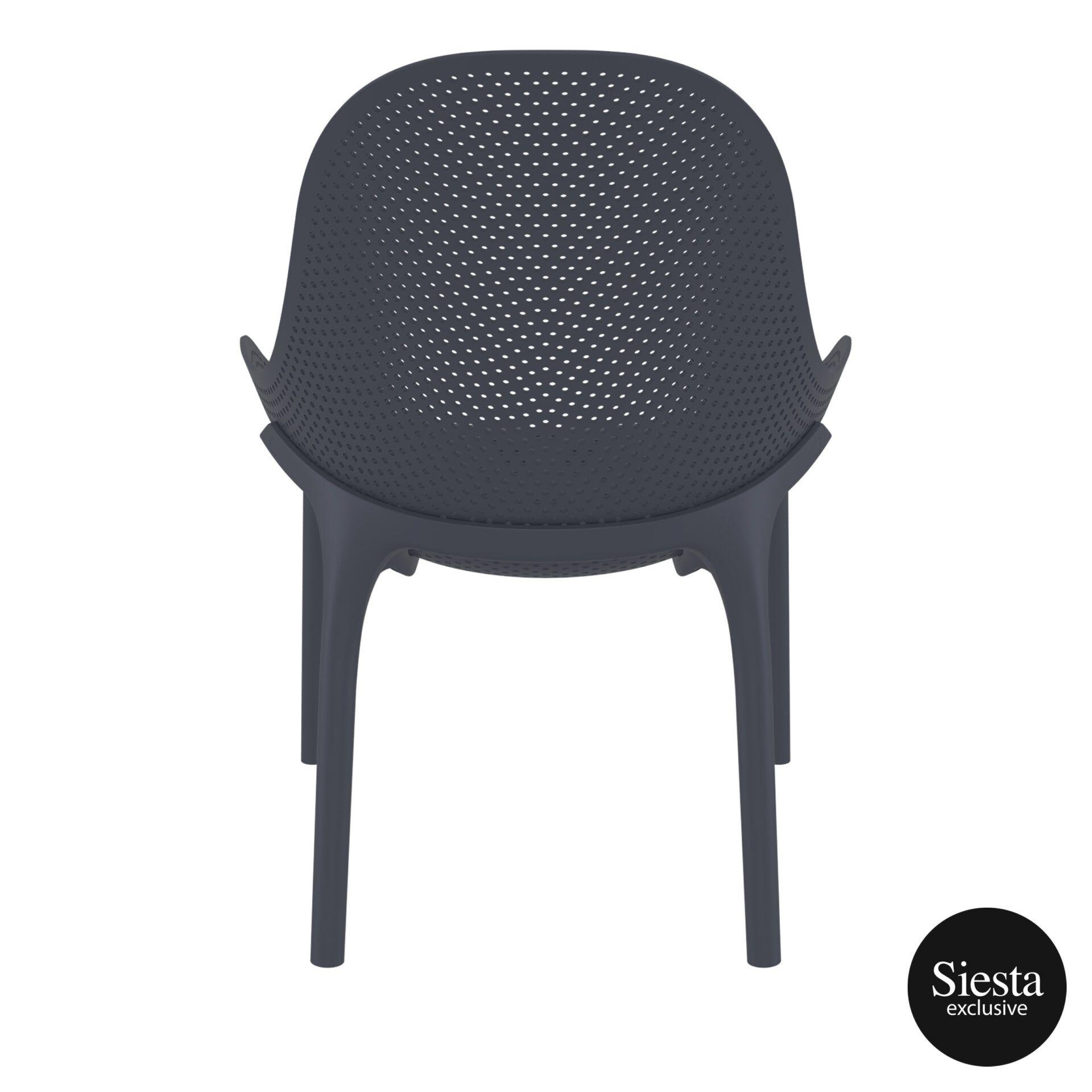 outdoor seating polypropylene sky lounge darkgrey back 2