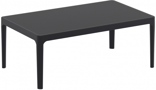 Sky Lounge Table - Black - Front Side