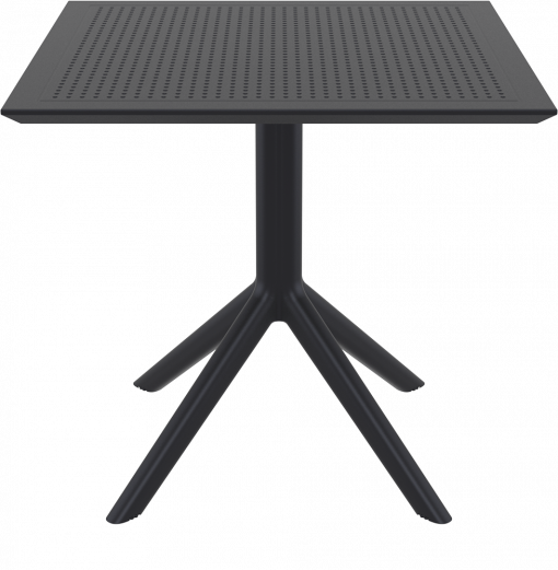 Sky Table - Black - Front