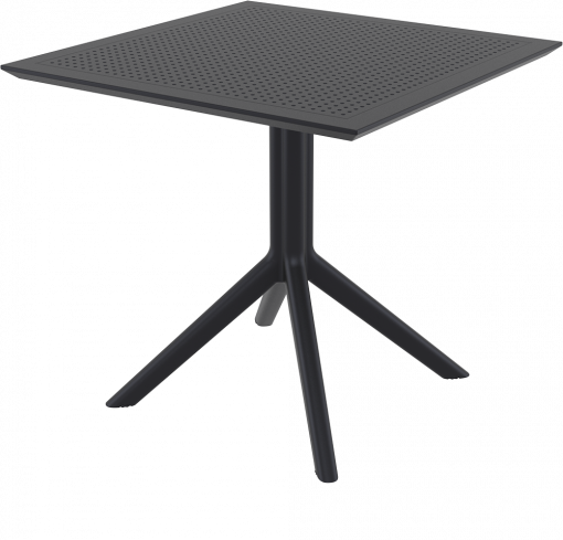 Sky Table - Black - Front Side