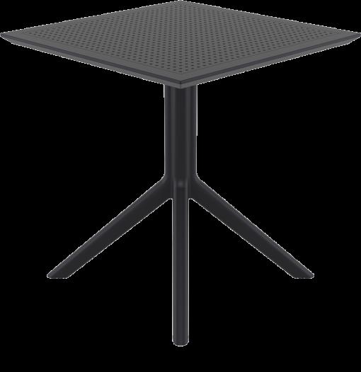 Sky Table 70 - Black