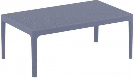 Sky Lounge Table - Anthracite - Front Side