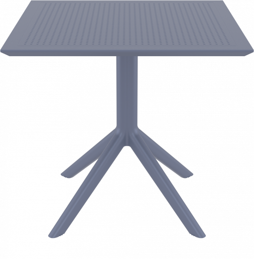 Sky Table - Anthracite - Front