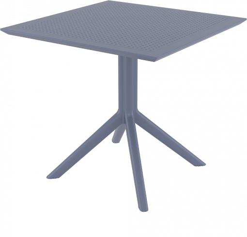 Sky Table - Anthracite - Front Side