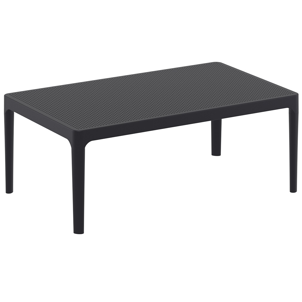 Sky Lounge Table- Black
