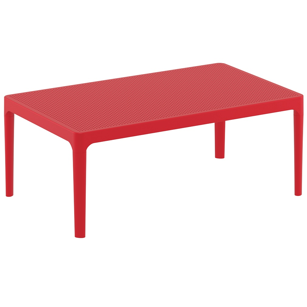 Sky Lounge Table - Red