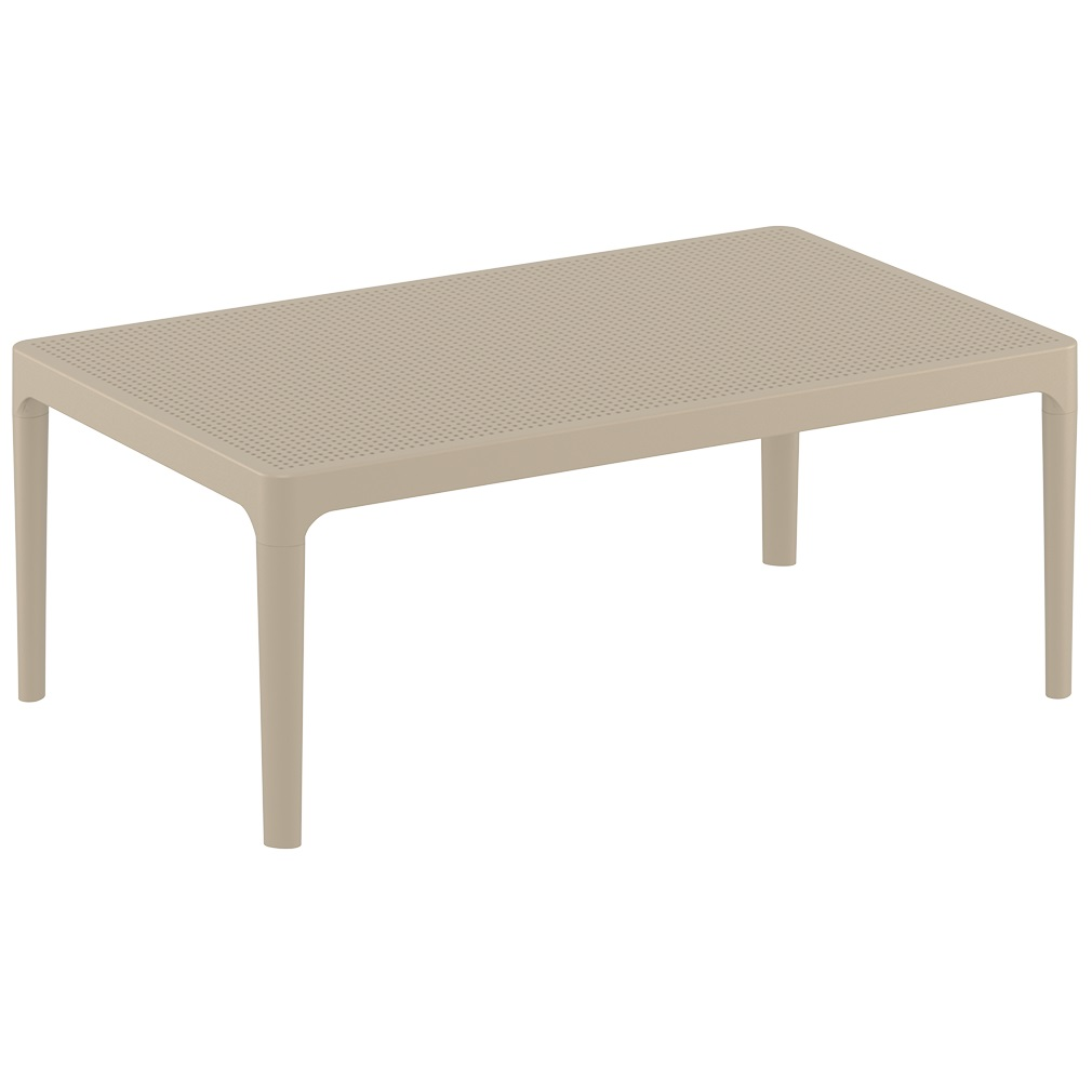 Sky Lounge Table - Taupe