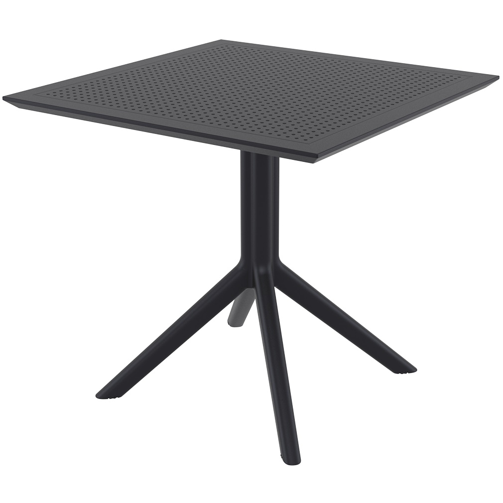 Sky Table 80 - Black