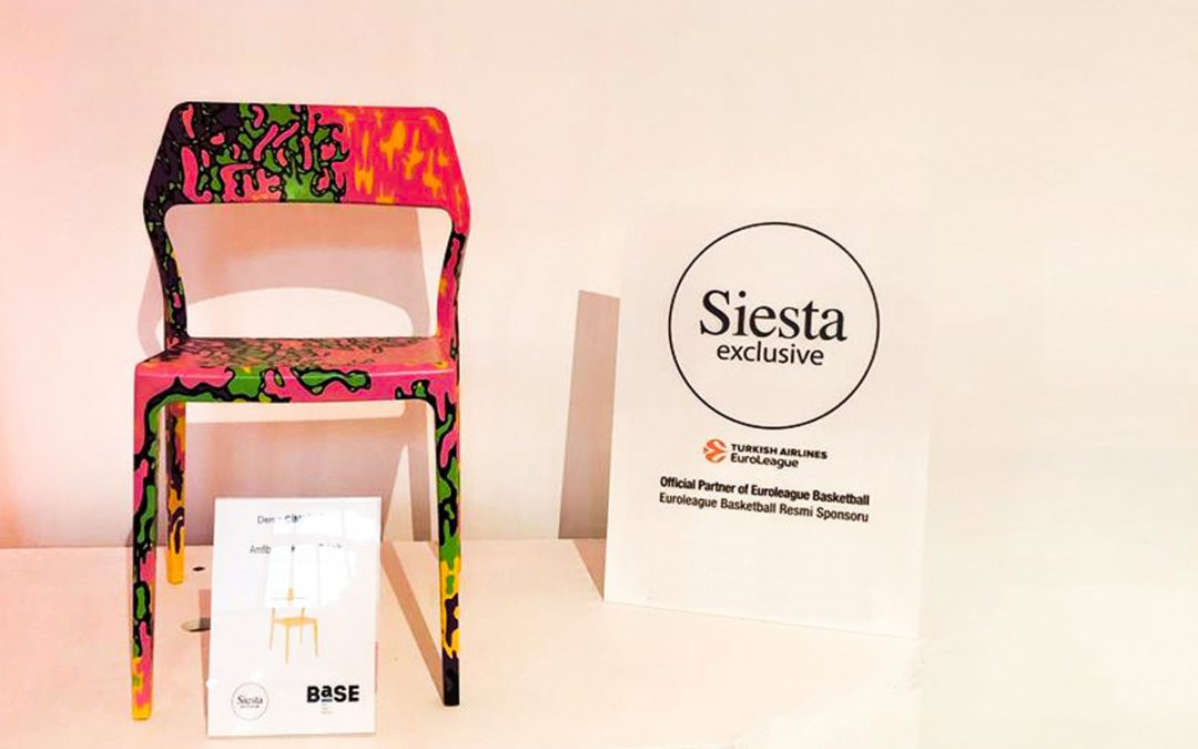 Siesta Art Collection at Base Istanbul 2018