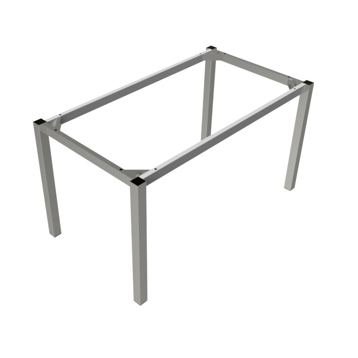 Preston Table Silver Rectangle