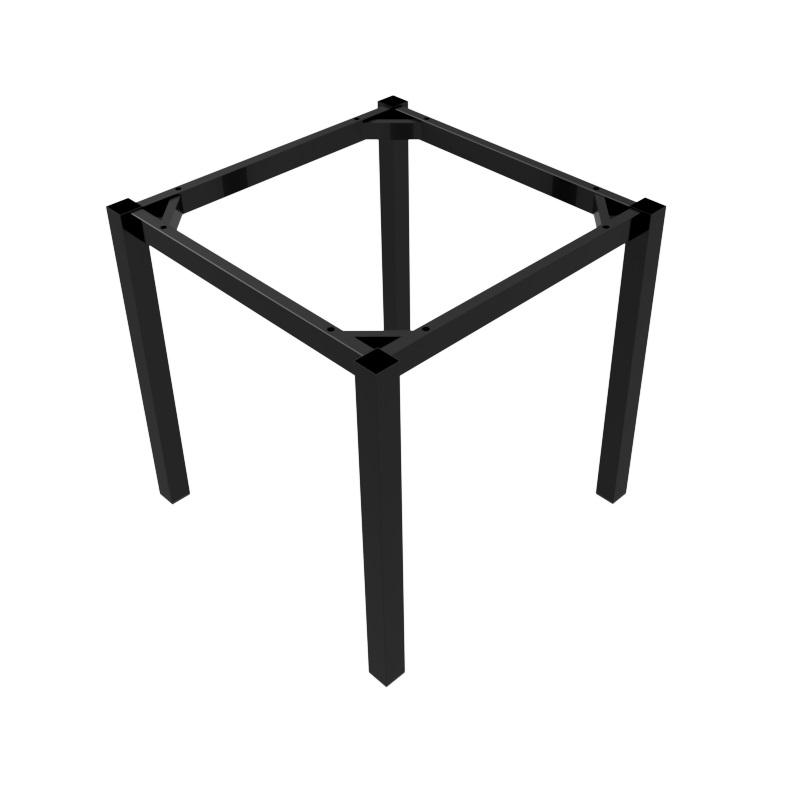 preston table black square