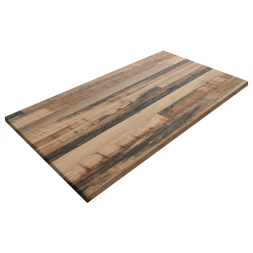 sm france rectangle table top rustic kansas