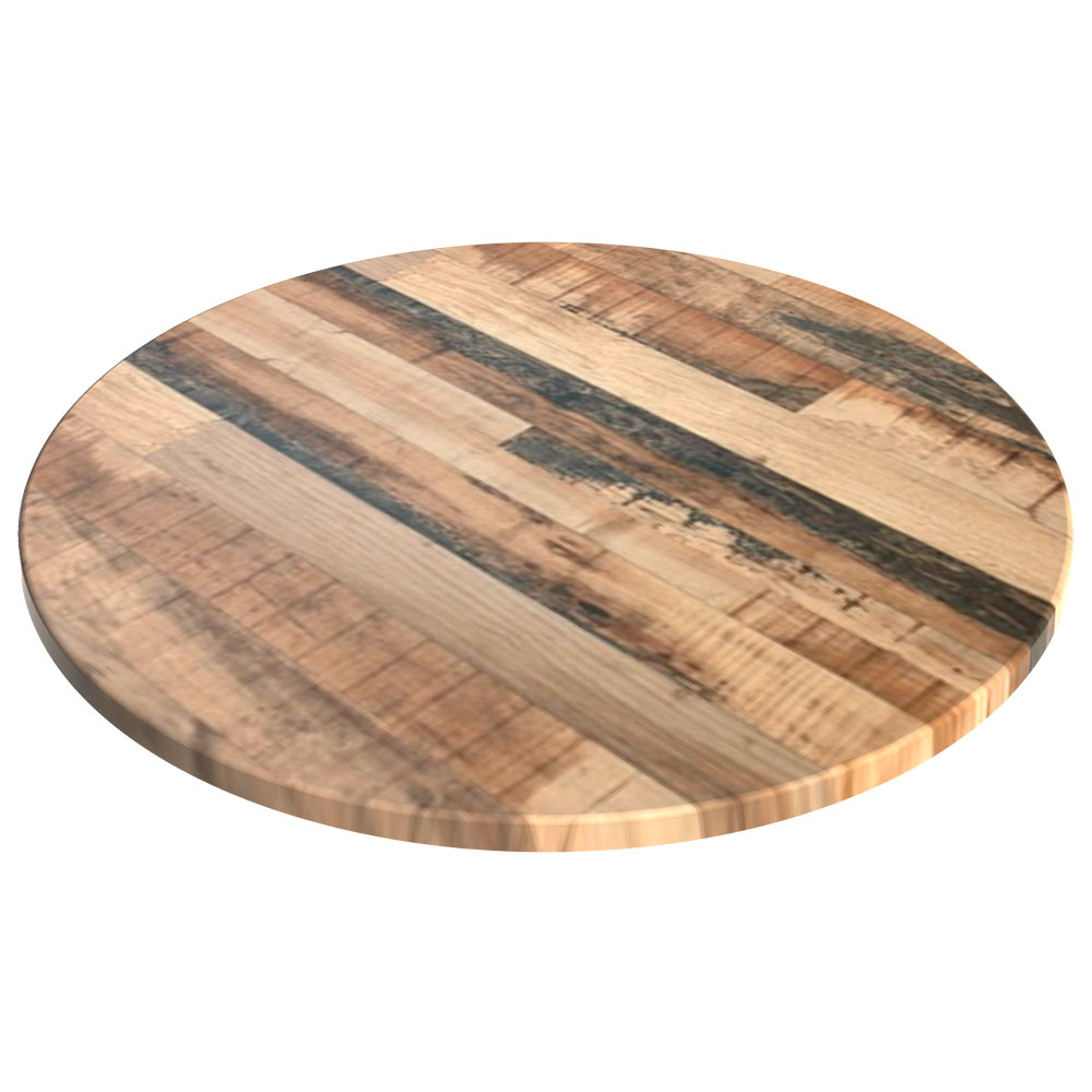 sm france round table top rustic kansas
