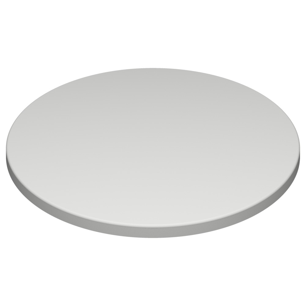 sm france round table top white