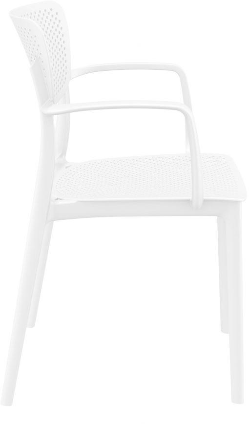 025 loft white side