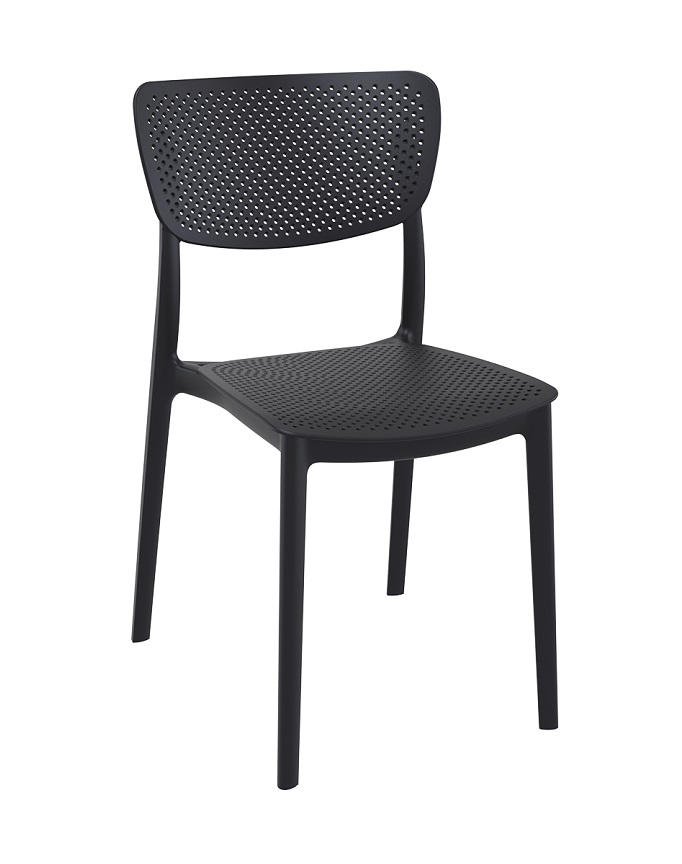 lucy chair black