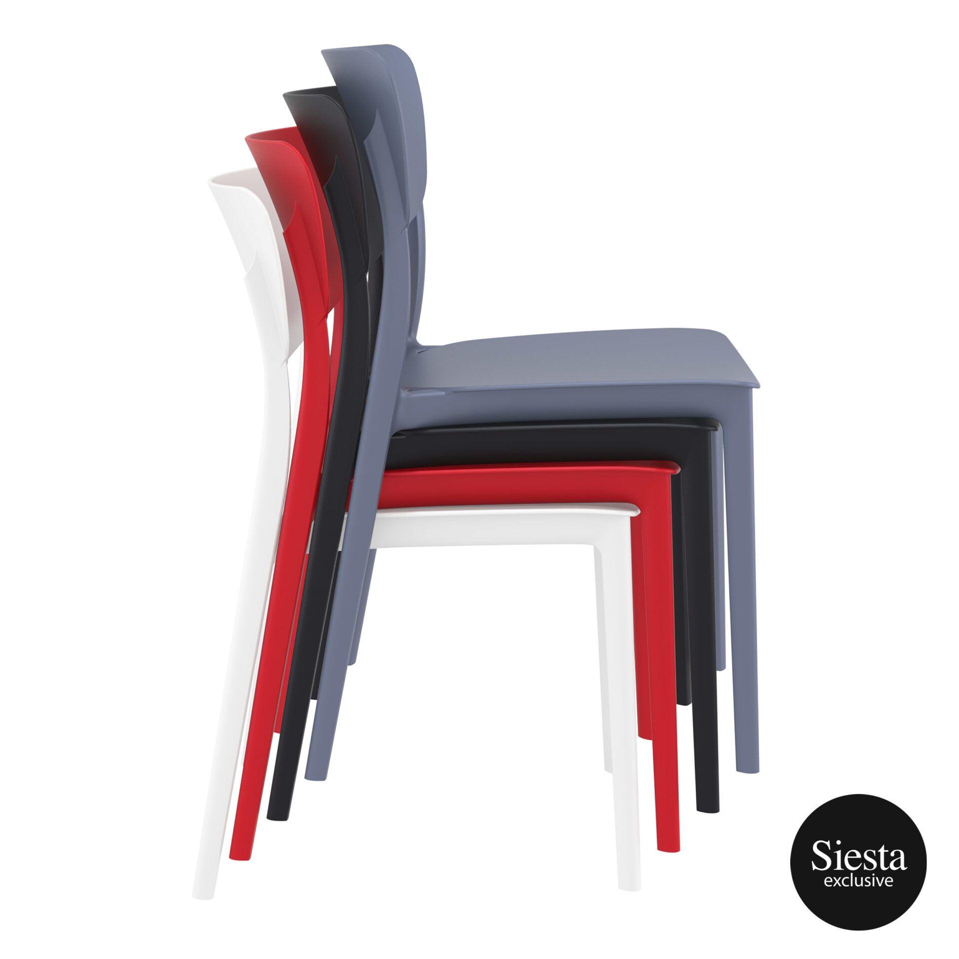 polypropylene outdoor dining monna chair stack 1