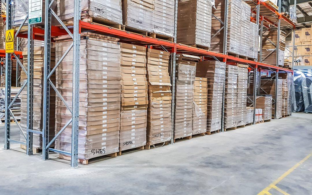 Furnlink Warehouse Upgrade
