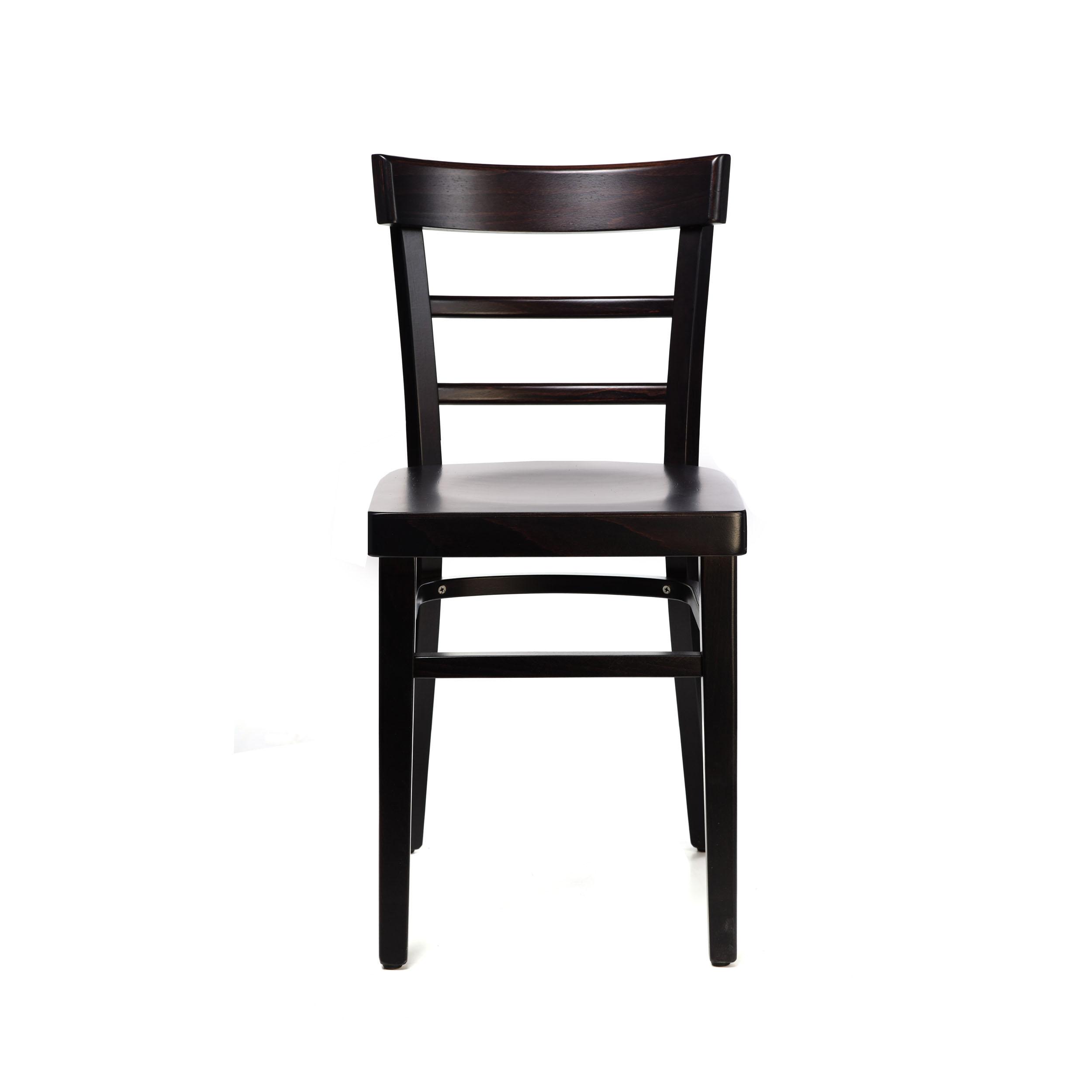df vienna chair – chocolate – timber seat j1