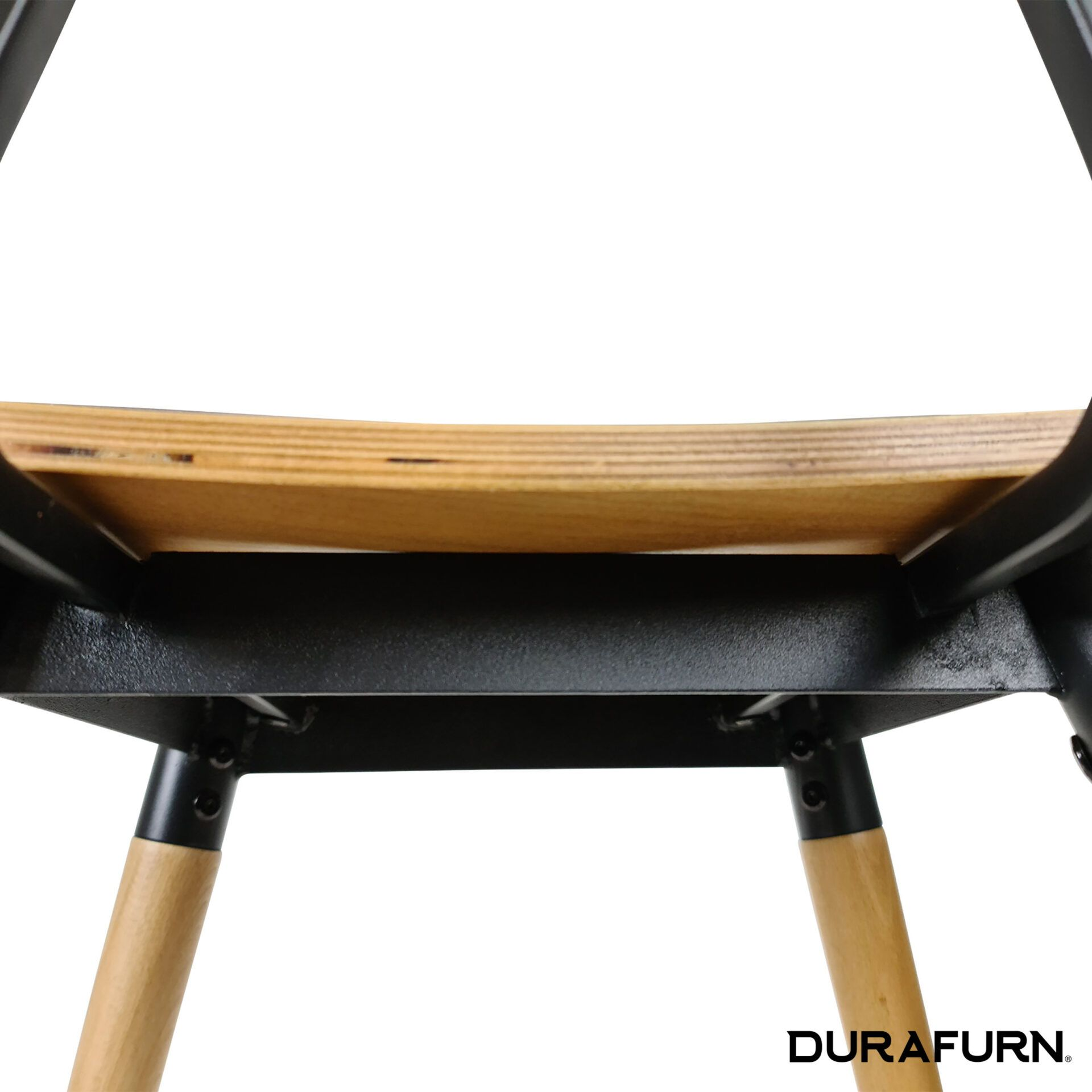 felix chair natural black close back