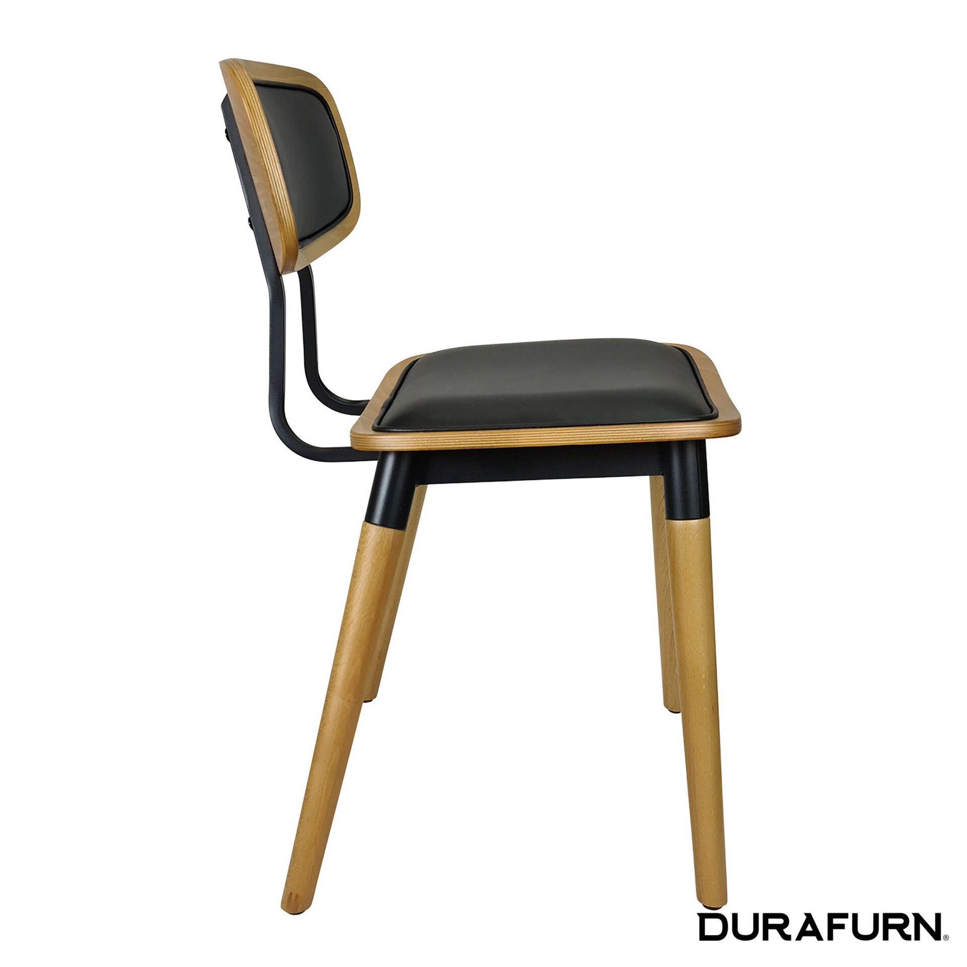felix chair natural black uph side