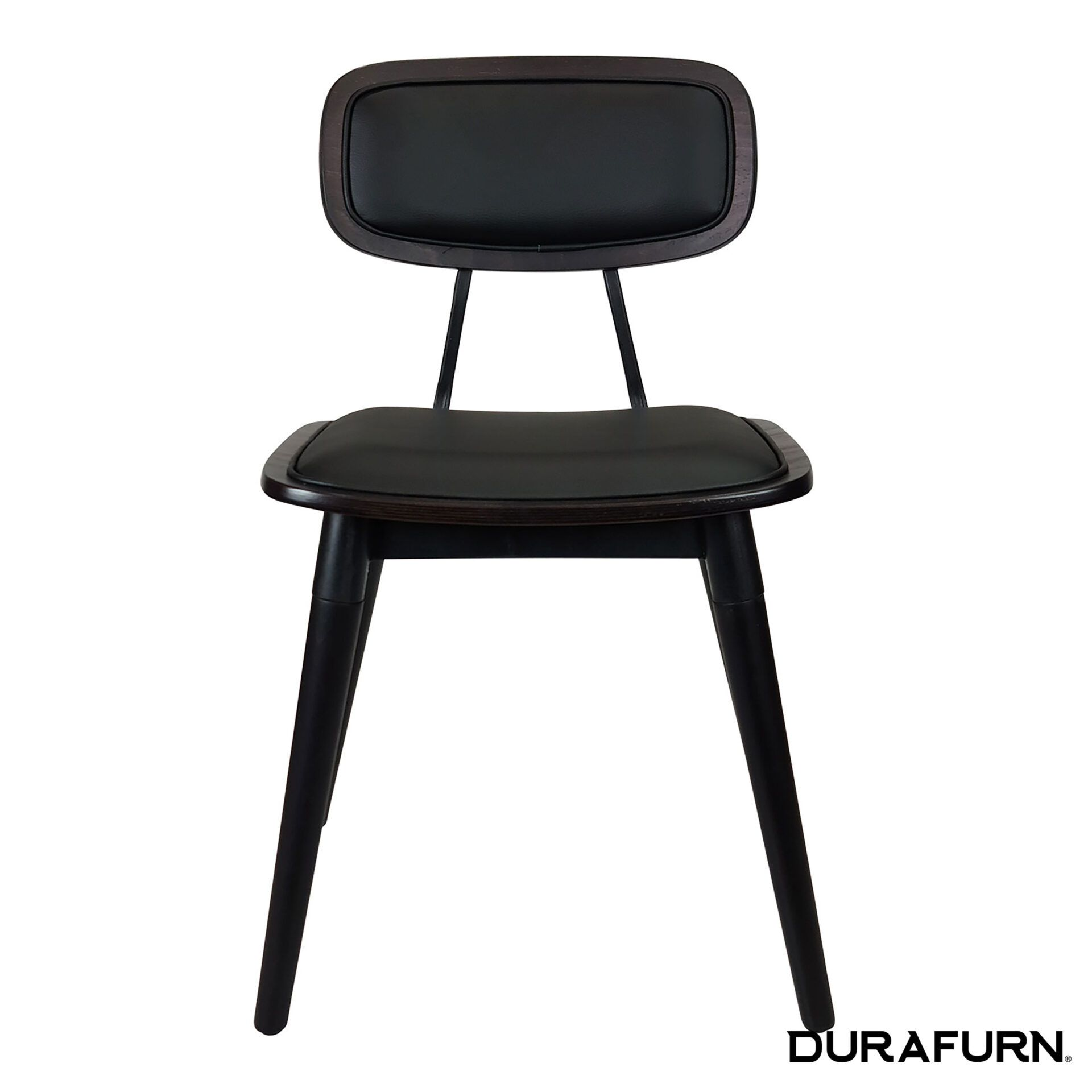 felix chair wenge uph front